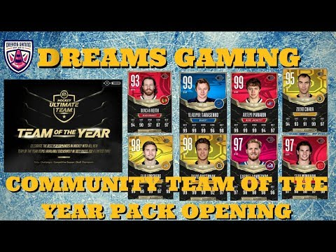 COMMUNITY TEAM of the YEAR PACK OPENING - TRI CHOICE PACKS - HUGE PULLS - 2 TOTY PULLS