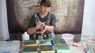 Cleaning Resin From Skin. Effective and Easy.