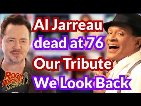 Jazz Legend Al Jarreau Dead at 76: We Look Back - Our Tribute