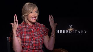 The 'Hereditary' Cast Promises It's More Than Just a Scary Movie