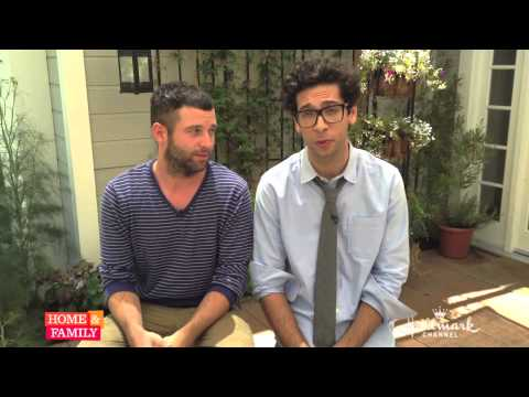 Comedy time w/ @NBCUndateable's @RickGlassman & @BrentMorin!
