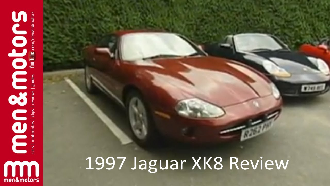 1997 Jaguar XK8 Review