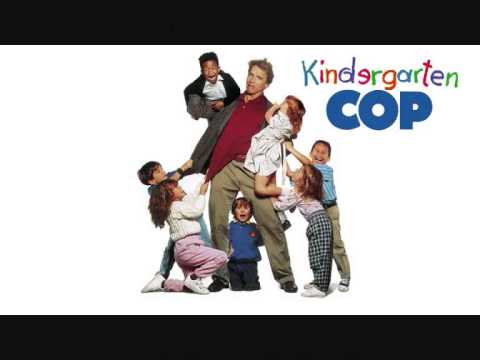 Randy Edelman - Kindergarten Cop - Astoria School Theme & Chilldrens' Montage