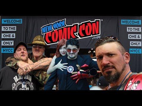 New York Comic Con Collage video