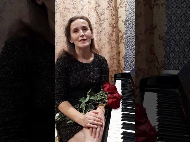 Изображение предпросмотра прочтения – ИннаКалтыгина(Вахромеева) читает произведение «Последняя любовь» Ф.И.Тютчева
