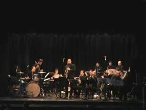Sit Up And Listen - Steve Parry & The Big Band From Hell
