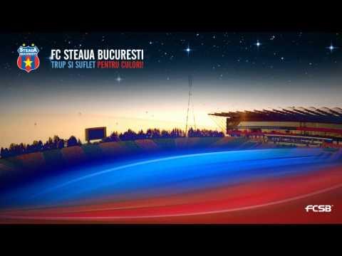 FC Steaua Bucharest Official Goal Song 2010-2011