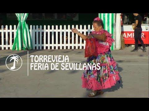 Праздник Севильяна в Торревьехе