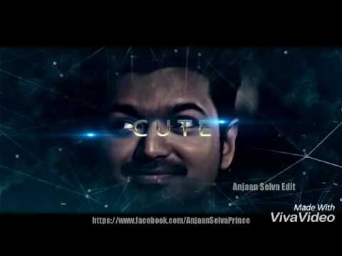 Vijay Mass Editing Video My His Fan