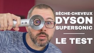 Test du sèche cheveux Dyson Supersonic deluxe !!!