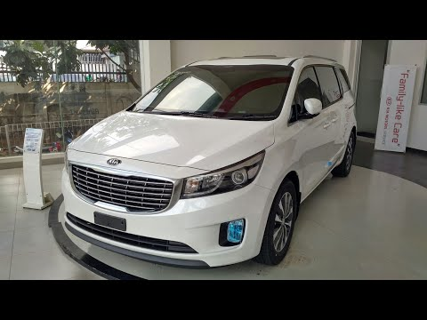 In Depth Tour Kia Grand Sedona Ultimate - Indonesia Review