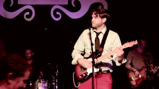 """8.3.13 Luke Wade and No Civilians Cover """"Late in the Evening"""" Paul Simon @ Queen City Music Hall"""