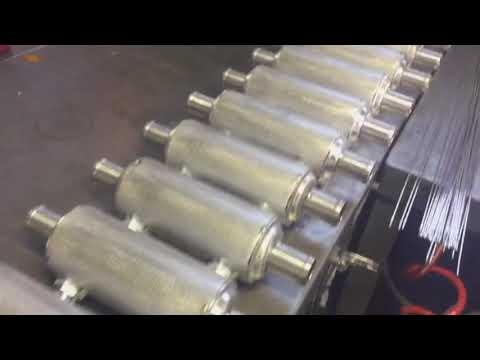 Pro Alloy Ferrari 246 oil / water heat exchangers