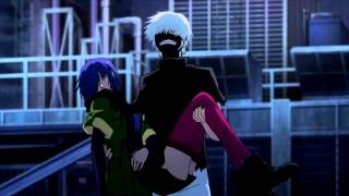 Tokyo Ghoul and √A AMV Runnin