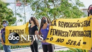 Why Puerto Rico is in a state of emergency over gender violence