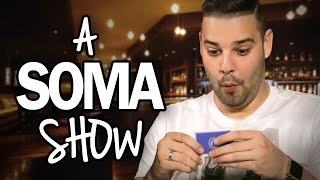 A Soma Show negyedik epizódjának vendégei: Kiss Ádám és Benk Dénes ...