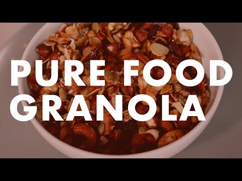 PURE FOOD by LENZI - Handcrafted Granola