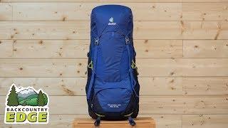 Deuter Aircontact Lite 35 + 10 SL Women's Internal Frame Backpack