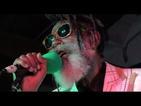 Don Carlos and Dub Vision at Ashkenaz Christos DC opens March 4 2017 whole show