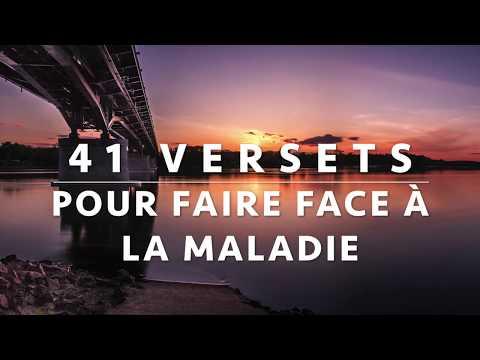 41 VERSETS POUR FAIRE FACE À LA MALADIE - IL TE GUERIT | Canal d'Encouragement by Prisca