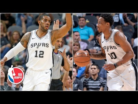 LaMarcus Aldridge, DeMar DeRozan help Spurs force Game 7 vs. Nuggets | 2019 NBA Playoffs
