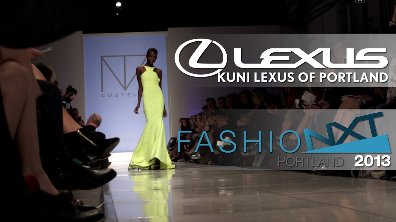 FashioNXT And Kuni Lexus Of Portland   Oct 10th 2013 Show   YouTube