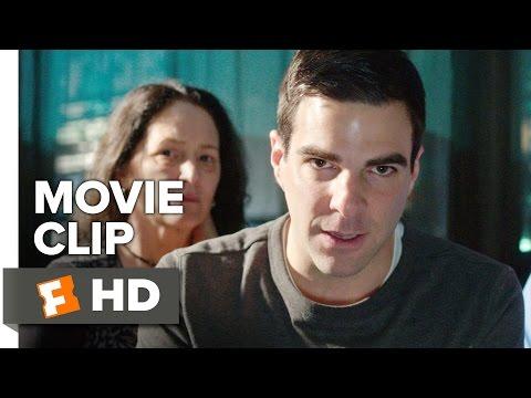 Snowden Movie CLIP - FISA Court Order (2016) - Zachary Quinto Movie