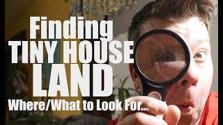 Exploring My Missouri Plots- Tiny House Land Search Tips....