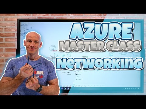 Azure Master Class Part 6 - Networking