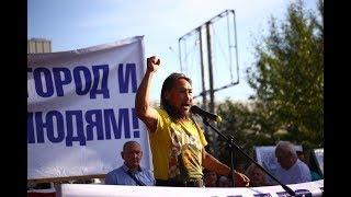 Шамана Габышева пытаются засадить в психушку через суд