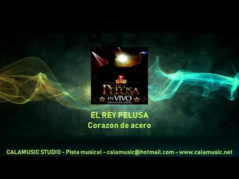 PELUSA - Corazon De Acero - Pista Musical Karaoke DEMO