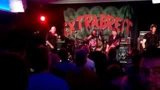 EXTRABREIT - Hart wie Marmelade live hypothalamus Rheine 18.10.2014