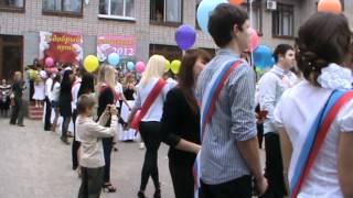 ПЕСНЯ УЧИТЕЛЕЙ ВЫПУСКНИКАМ 2012
