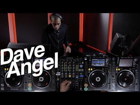 Dave Angel - DJsounds Show