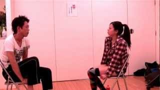 レペティション 演技トレーニング 檜尾 健太・桜木 梨奈.