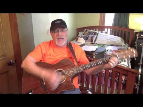 1782 -I Got You Babe -Sonny & Cher vocal & acoustic guitar cover with chords