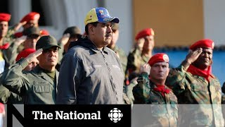 Amid growing crisis, Nicolas Maduro's power remains strong within Venezuela