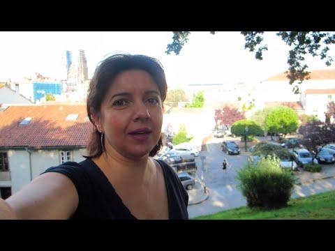 How to Get Around Santiago de Compostela (Galicia, Spain)