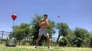 Veterans Ball TEKXYZ Boxing Reflex Ball