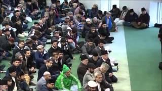 La Jalsa Salana de Qadian - sermon 25-12-2015
