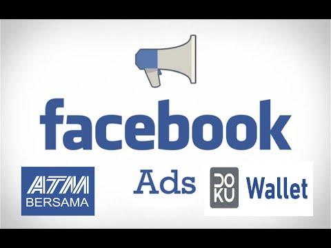 Cara Pembayaran Facebook Ads Menggunakan Bank Transfer ( ATM ) Tanpa Kartu Kredit