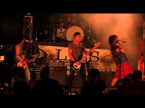 My Michelle (live)- LIES Guns 'n' Roses Tribute