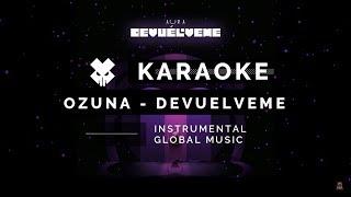 KARAOKE | Ozuna - Devuélveme (Instrumental + Letra)