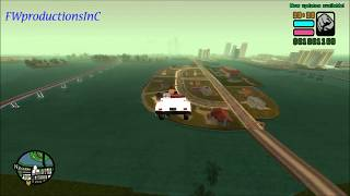 How To Fly A Car In GTA Vice City Stories