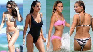 Selena Gomez vs Hailey Bieber Transformation 2018