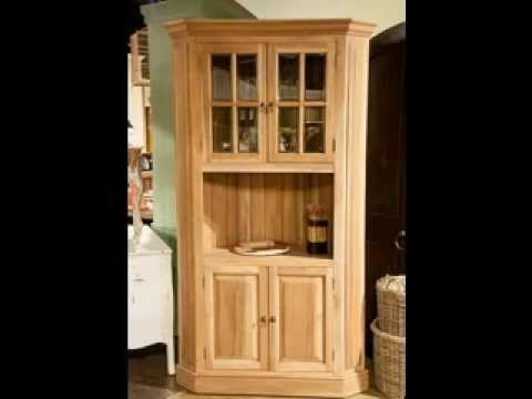 Corner cabinets for dining room  YouTube