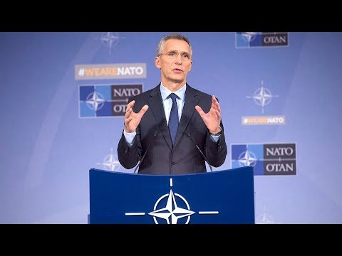 NATO Secretary General Pre-Ministerial Press Conference, 07 NOV 2017, Part 1/2