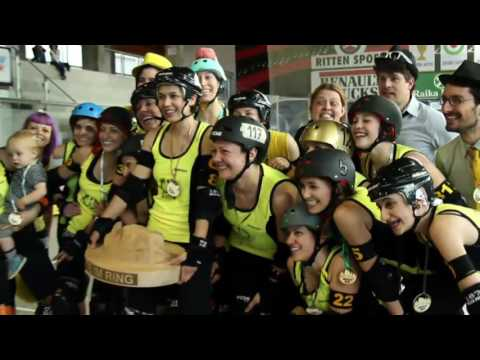 Italian Roller Derby Tournament - SKIR 2016