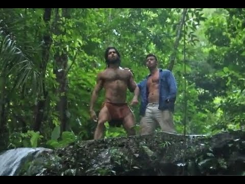 Гей в джунгли видео