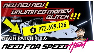 NFS HEAT 2020 NEUER UNLIMITED MONEY GLITCH 1.6 IN NEED FOR SPEED HEAT [GERMAN/DEUTSCH][MARVINKENO]
